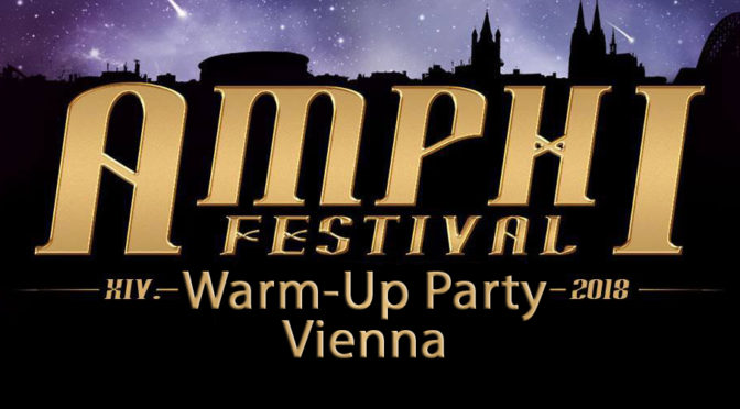 Amphi Festival Warm-up Party Vienna
