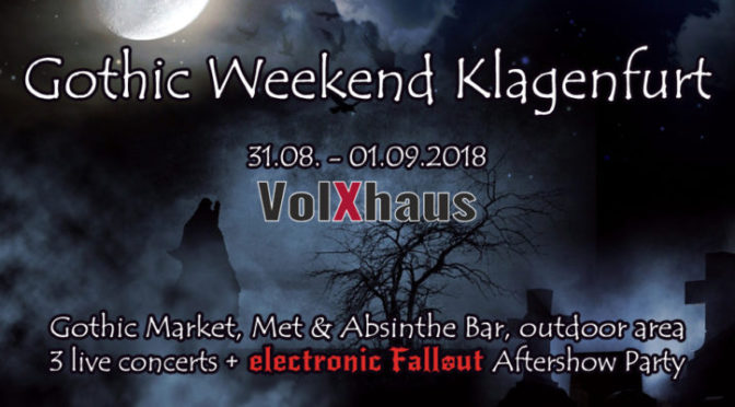 Gothic Weekend Klagenfurt